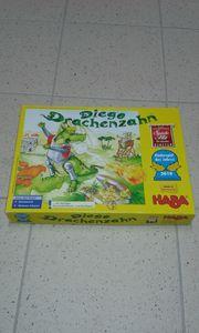 Haba - Diego Drachenzahn - Spiel des