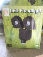 Verkaufe LED Flooglight mit Sensor