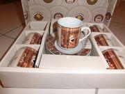 Espresso-Service 12-teilig neu originalverpackt