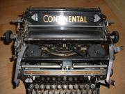 Continental - Schreibmaschine - Antiquität