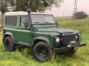 Landrover Defender 90 TD5 BJ