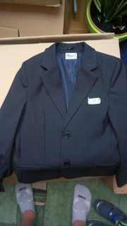 Kinderanzug Anzug Jungenanzug Hose Jacket