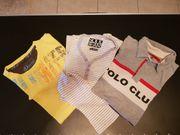 T-Shirt-Paket bestehend aus 3 Stück