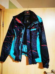 Skijacke Snowboardjacke Bekleidung Wintersport Jacke
