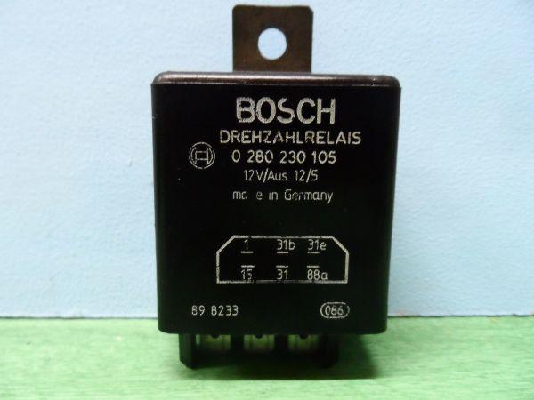 Oldtimer BMW - Audi - Bosch Relais