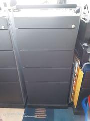 Rollcontainer 2 x vorhanden Metall