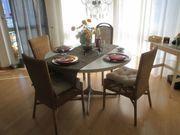 6 Esszimmer-Stühle sehr gepflegt