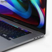 Macbook Pro 16 2019 Space
