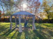 Garten-Pavillon rund 3 50 m