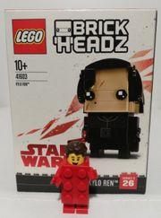 LEGO Brickheadz 026 Kylo Ren