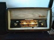 Röhrenradio funktionsfähig