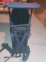Wandertrage Baby trage Rückentrage