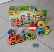 LEGO Duplo 10814 Abschleppwagen Werkstatt
