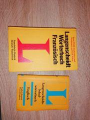 2 Wörterbücher in Deutsch Englisch