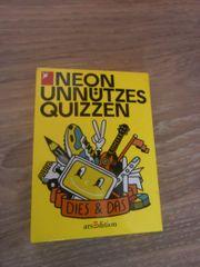 Spiel Unnützes Quizzen