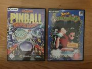 PC CD-ROM Xmas Lemmings Pinball