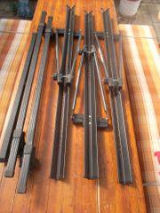 Atera R-Grundträger für offene Dachreling