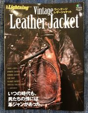 Lightning Vintage Leather Jacket Buch