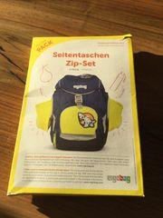 Ergobag Seitentaschen gelb