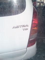 Opel Astra DT