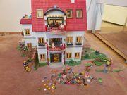 Playmobil Wohnhaus Haus mit viel