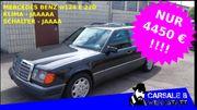 Mercedes-Benz E 220 KLIMA NUR