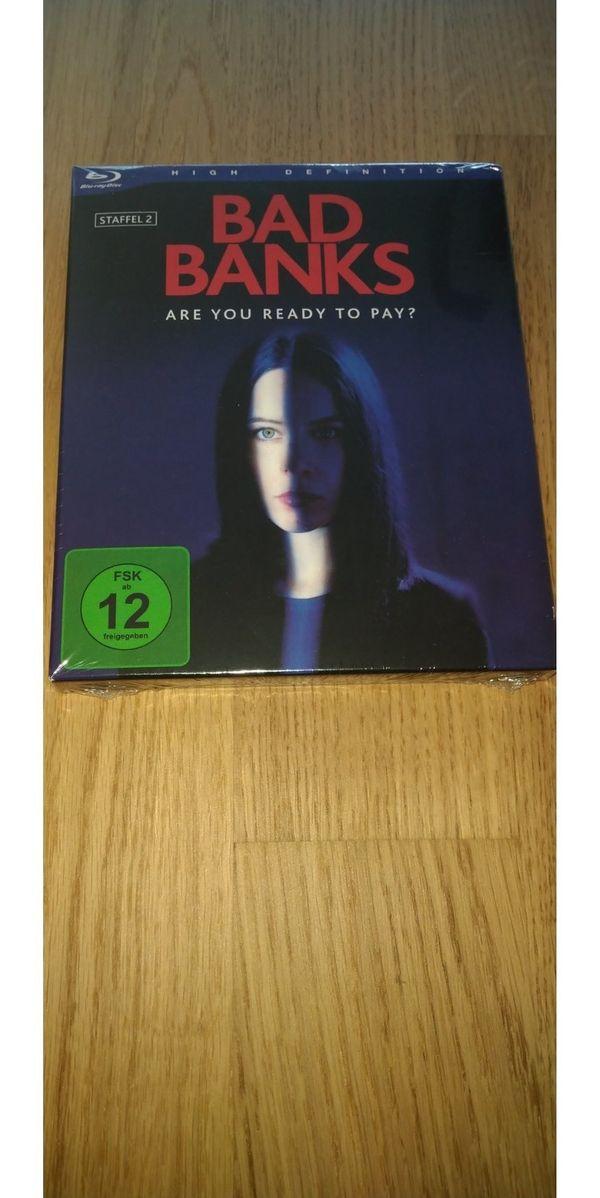 BAD BANKS - TV Serie