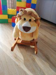 Schaukel Löwe