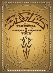 DVD Eagles Farewell 1 Tour