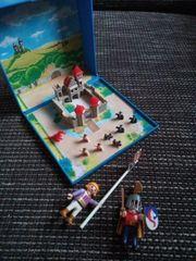 Playmobil Ritterburg Spiel f unterwegs