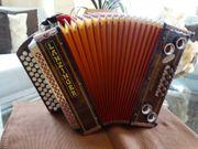 Steirische Harmonika Lanzinger Modell 23