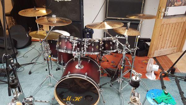 Gretsch Drumset zu verkaufen