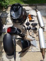 Ersatzteile für Ducati Monster 1000