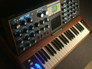 Moog Voyager Anniversary Edition signed