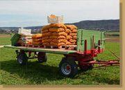 Kartoffeln 2020 aus ökologischen Anbau
