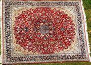 Orientteppich Isfahan superfein alt TOP