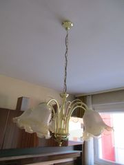 schöne Wohnzimmerlampe
