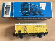 Märklin H0 4509 Kühlwagen Bananenwagen