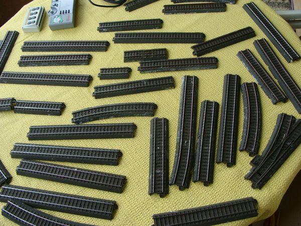 Märklin Mini-Club 8976 2 Rampenstücke gerade 110mm OVP top Zustand 6x vorhanden