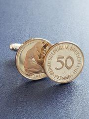 50 Pfennig Münzen