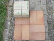 Ströhr Bodenfliesen Spaltplatte - Farbe Herstlaub