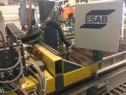 Plasmaschneideanlage ESAB PT-600 gebraucht 250kV
