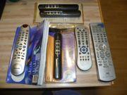 Fernbedienungen TV und Universal 11