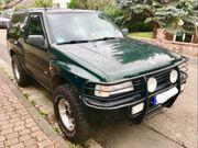 Opel Frontera A Sport 2