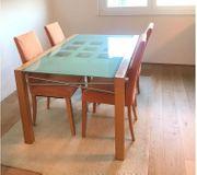 Esstisch mit 4 Stühle -ligne roset