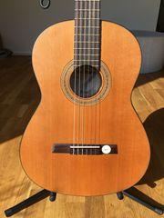 Klassische Gitarre Höfner