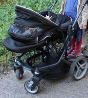 Kinderwagen Buggy Teutonia Quadro 09