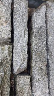 Granit Randsteine verschiedene Längen