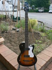 Bassgitarre 5-Saiter Cherrystone