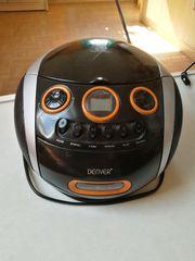 Radio mit CD Kassetten-Funktion Modell